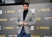 Foto/IPP/Gioia Botteghi Roma22/11/2019 presentazione della fiction di canale 5 IL PROCESSO, nella foto: Michele Marrone Italy Photo Press - World Copyright