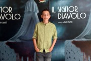 Foto/IPP/Gioia Botteghi Roma 22/07/2019 Photocall del film Il signor Diavolo , nella foto Filippo Franchini Italy Photo Press - World Copyright