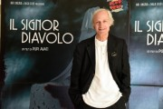 Foto/IPP/Gioia Botteghi Roma 22/07/2019 Photocall del film Il signor Diavolo , nella foto Lino Capolicchio Italy Photo Press - World Copyright