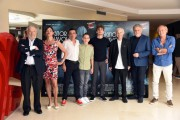 Foto/IPP/Gioia Botteghi Roma 22/07/2019 Photocall del film Il signor Diavolo , nella foto Pupi Avati con una parte del cast Italy Photo Press - World Copyright