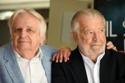 Foto/IPP/Gioia Botteghi Roma 22/07/2019 Photocall del film Il signor Diavolo , nella foto il produttore Antonio Avati ed il fratello regista Pupi Avati Italy Photo Press - World Copyright