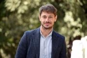 Foto/IPP/Gioia Botteghi Roma 06/03/2019 Presentazione della fiction di canale 5 Il silenzio dell'acqua, nella foto:    Giorgio Pasotti Italy Photo Press - World Copyright
