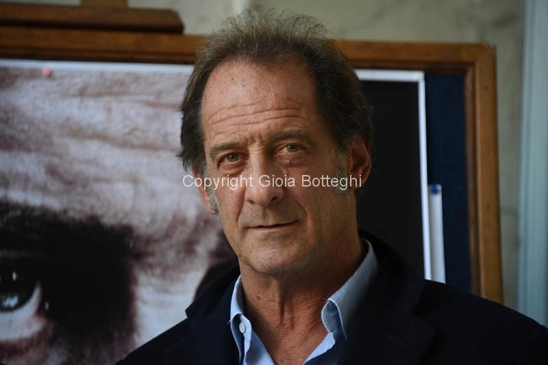 """Foto/IPP/Gioia Botteghi Roma07/11/2018  Presentazione del film """" In guerra"""" nella foto: VINCENT LINDON  Italy Photo Press - World Copyright"""