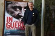 """Foto/IPP/Gioia Botteghi Roma07/11/2018  Presentazione del film """" In guerra"""" nella foto:  STÉPHANE BRIZÉ regista  Italy Photo Press - World Copyright"""