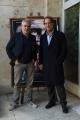 """Foto/IPP/Gioia Botteghi Roma07/11/2018  Presentazione del film """" In guerra"""" nella foto: VINCENT LINDON e STÉPHANE BRIZÉ regista  Italy Photo Press - World Copyright"""