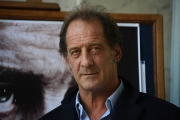 "Foto/IPP/Gioia Botteghi Roma07/11/2018  Presentazione del film "" In guerra"" nella foto: VINCENT LINDON  Italy Photo Press - World Copyright"