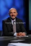 20/09/2015 Roma in mezz'ora ospite di Lucia Annunziata Commissario Europeo Affari Economici e Monetari Pierre Moscovici.