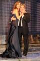 10/03/09 Roma prima puntata di INCREDIBILE raiuno, nella foto : Veronica Maya con Fabrizio Del Noce