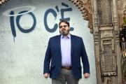 Foto/IPP/Gioia Botteghi 22/03/2018 Roma,  Presentazione del film IO C  E, nella foto:  GIUSEPPE BATTISTON  Italy Photo Press - World Copyright