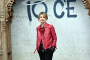 Foto/IPP/Gioia Botteghi 22/03/2018 Roma,  Presentazione del film IO C  E, nella foto:  MARGHERITA BUY   Italy Photo Press - World Copyright