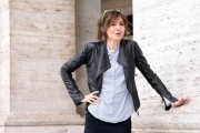 Foto/Gioia Botteghi 05/04/2018 Roma, presentazione del film Io sono tempesta, nella foto: Eleonora Danco  Italy Photo Press - World Copyright