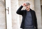 Foto/Gioia Botteghi 05/04/2018 Roma, presentazione del film Io sono tempesta, nella foto:  Marco Giallini  Italy Photo Press - World Copyright