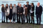 Foto/Gioia Botteghi 05/04/2018 Roma, presentazione del film Io sono tempesta, nella foto: Cast  Italy Photo Press - World Copyright