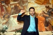 Conferenza stampa del film Karl ( un uomo diventato Papa)nelle foto: Raul Bova