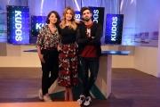 04/05/2017 Roma KUDOS con Giulia Arena, Leonardo De Carli e Diletta Parlangeli. rai 4