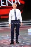 20/09/2015 Roma puntata della trasmissione di rai uno L'arena di Massimo Giletti