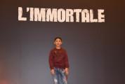 Foto/IPP/Gioia Botteghi Roma02/12/2019 Photocall del film L'immortale, nella foto Giuseppe Aiello Italy Photo Press - World Copyright