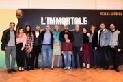 Foto/IPP/Gioia Botteghi Roma02/12/2019 Photocall del film L'immortale, nella foto Marco D'Amore con attori e sceneggiatori Italy Photo Press - World Copyright