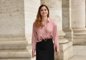 Foto/IPP/Gioia Botteghi Roma02/12/2019 Photocall del film L'immortale, nella foto Marianna Robustelli Italy Photo Press - World Copyright