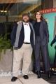 Foto/IPP/Gioia Botteghi Roma19/12/2018 Presentazione del film La befana vien di notte, nella foto:  Paola Cortellesi e Stefano Fresi Italy Photo Press - World Copyright