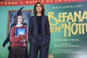 Foto/IPP/Gioia Botteghi Roma19/12/2018 Presentazione del film La befana vien di notte, nella foto:  Paola Cortellesi  Italy Photo Press - World Copyright