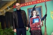 Foto/IPP/Gioia Botteghi Roma19/12/2018 Presentazione del film La befana vien di notte, nella foto: lo sceneggiatore Nicola Guaglianone Italy Photo Press - World Copyright