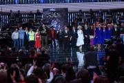 Foto/IPP/Gioia Botteghi 13/04/2018 Roma, prima puntata de La corrida condotta da Carlo Conti e Ludovica Caramis  Italy Photo Press - World Copyright