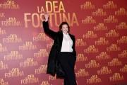 Foto/IPP/Gioia Botteghi Roma17/12/2019 Presentazione del film La Dea fortuna, nella foto Pia Lanciotti Italy Photo Press - World Copyright