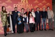 Foto/IPP/Gioia Botteghi Roma17/12/2019 Presentazione del film La Dea fortuna, nella foto Cast Italy Photo Press - World Copyright