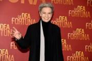 Foto/IPP/Gioia Botteghi Roma17/12/2019 Presentazione del film La Dea fortuna, nella foto Barbara Alberti Italy Photo Press - World Copyright