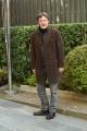 """Foto/IPP/Gioia Botteghi 04/01/2018 Roma, presentazione rai della fiction """" La linea verticale"""" in onda su rai Play e rai tre, nella foto Giorgio Tirabassi Italy Photo Press - World Copyright"""