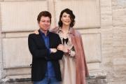 Foto/IPP/Gioia Botteghi16/04/2018 Roma, Presentazione della fiction LA MAFIA UCCIDE SOLO D-ESTATE 2, nella foto: Anna Foglietta Claudio Gioè Italy Photo Press - World Copyright