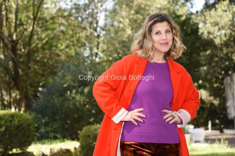 Foto/IPP/Gioia Botteghi Roma27/02/2019 presentazione del film La notte è piccola per noi, nella foto   Michela Andreozzi Italy Photo Press - World Copyright