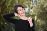 Foto/IPP/Gioia Botteghi Roma27/02/2019 presentazione del film La notte è piccola per noi, nella foto Barbara Livi Italy Photo Press - World Copyright