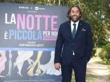 Foto/IPP/Gioia Botteghi Roma27/02/2019 presentazione del film La notte è piccola per noi, nella foto Rino Rodio Italy Photo Press - World Copyright