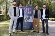 Foto/IPP/Gioia Botteghi Roma27/02/2019 presentazione del film La notte è piccola per noi, nella foto Gli Stag Italy Photo Press - World Copyright