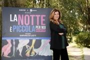 Foto/IPP/Gioia Botteghi Roma27/02/2019 presentazione del film La notte è piccola per noi, nella foto  Francesca Reggiani Italy Photo Press - World Copyright