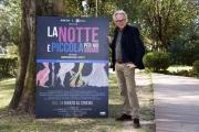 Foto/IPP/Gioia Botteghi Roma27/02/2019 presentazione del film La notte è piccola per noi, nella foto Gianfrancesco Lazotti Italy Photo Press - World Copyright
