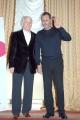 Gioia Botteghi/OMEGA 22/02/06Presentazione del film LA PANTERA ROSA nelle foto: Jean Reno e Steve Martin