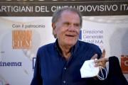 Foto/IPP/Gioia Botteghi Roma 28/07/2020 Decimo anno del premio La pellicola D'oro, nella foto: il produttore Bruno Altissimi Italy Photo Press - World Copyright
