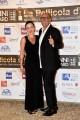 Foto/IPP/Gioia Botteghi Roma 28/07/2020 Decimo anno del premio La pellicola D'oro, nella foto: Stefano Masciarelli con la moglie Italy Photo Press - World Copyright