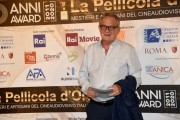 Foto/IPP/Gioia Botteghi Roma 28/07/2020 Decimo anno del premio La pellicola D'oro, nella foto: Antonello Fassari Italy Photo Press - World Copyright