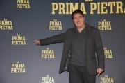 """Foto/IPP/Gioia Botteghi Roma03/12/2018 Presentazione del film """"La prima pietra"""" nella foto:   Corrado Guzzanti Italy Photo Press - World Copyright"""