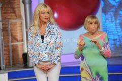 08/09/2014 Roma Prima puntata de LA PROVA DEL CUOCO, con Antonella Clerici con lei Anna Moroni