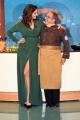Foto/IPP/Gioia Botteghi 17/09/2018 Roma, La prova del cuoco rai uno, nella foto: Elisa Isoardi e il cuoco Beppe Sardi  Italy Photo Press - World Copyright