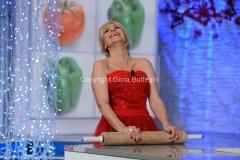 06/01/2013 Roma La prova del cuoco lotteria serata finale, nella foto: Antonella Clerici