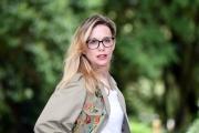 Foto/IPP/Gioia Botteghi 30/05/2018 Roma, presentazione del film la terra dell'abbastanza, nella foto: MILENA MANCINI  Italy Photo Press - World Copyright