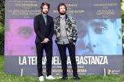 Foto/IPP/Gioia Botteghi 30/05/2018 Roma, Presentazione del film, La terra dell'abbastanza, nella foto: i due registi Damiano e Fabio D'Innocenzo,   Italy Photo Press - World Copyright