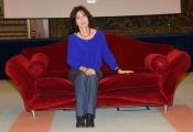 Foto/IPP/Gioia Botteghi Roma05/11/2018  Presentazione del programma di rai tre La tv delle ragazze, nella foto: Sabina Guzzanti Italy Photo Press - World Copyright
