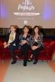 Foto/IPP/Gioia Botteghi Roma05/11/2018  Presentazione del programma di rai tre La tv delle ragazze, nella foto: Serena Dandini con Linda Brunetta e Valentina Amurri Italy Photo Press - World Copyright
